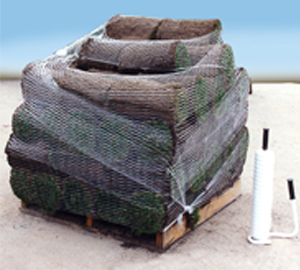 Pallet Net for Turf Wrap