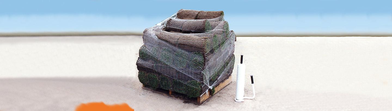 Pallet Wrap for Tutf Wrap